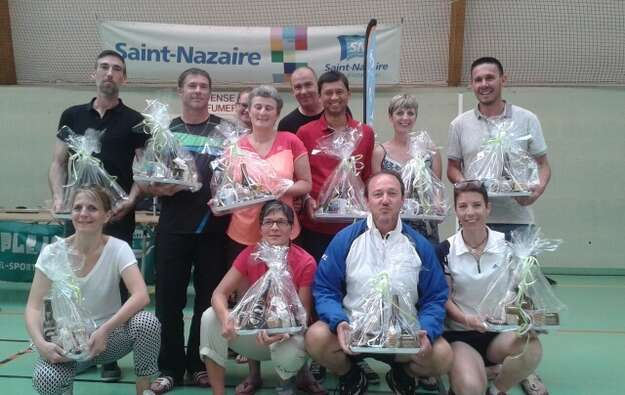 TOURNOI VETERAN DOUBLES SAINT NAZAIRE